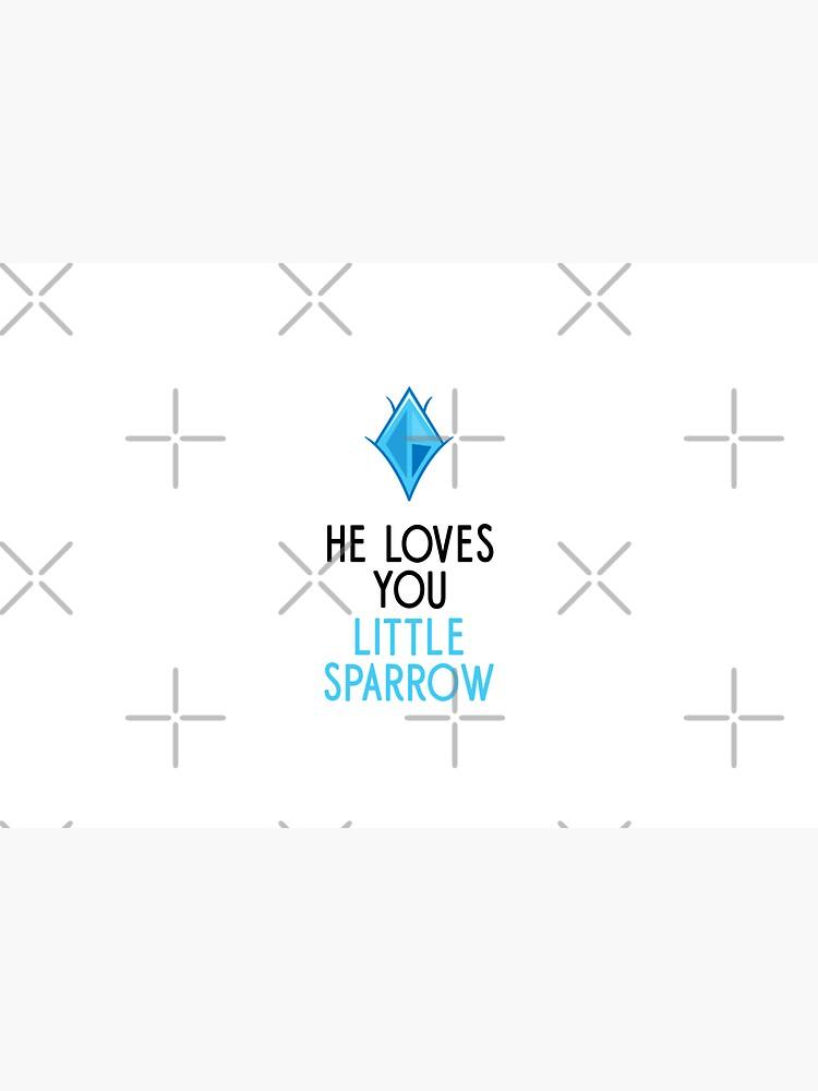 He Loves You, Little Sparrow by zoljo