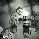 Center of Conversation by John Rivera