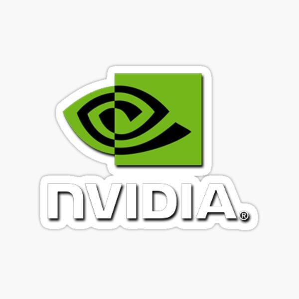 Autocollant NVIDIA GEFORCE Sticker