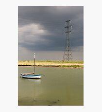 sail power Photographic Print