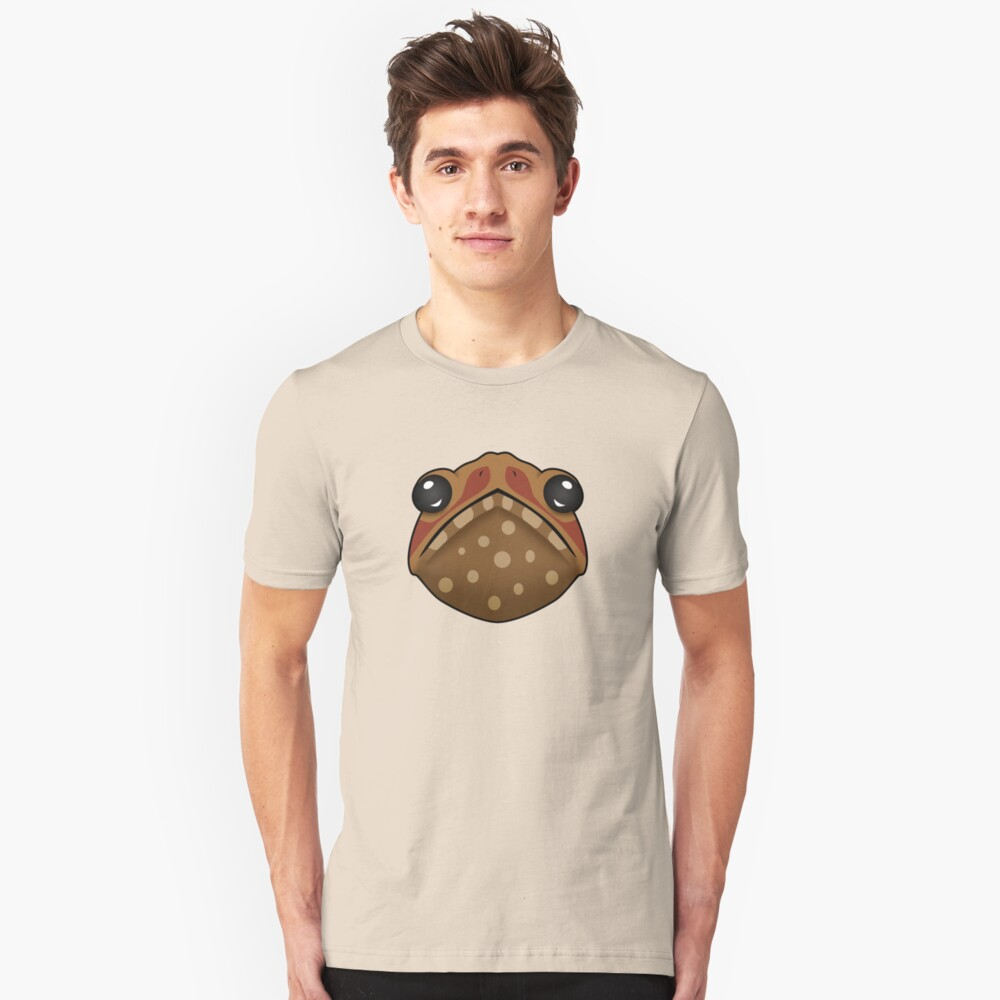 Smooth-Sided Toad Slim Fit T-Shirt