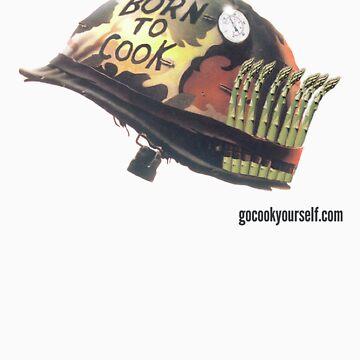 Born To Cook by gocookyourself