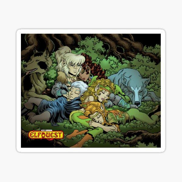 Elfquest: True Peace II Sticker