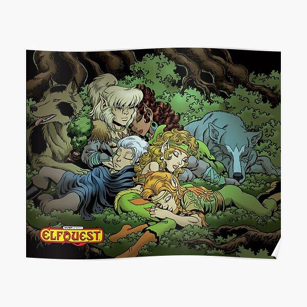 Elfquest: True Peace II Poster