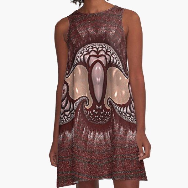 Madness... A-Line Dress