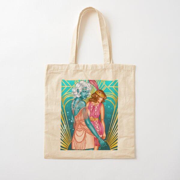 Catarina & Tessa 20s! AU Cotton Tote Bag