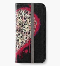 Skull Heart iPhone Wallet/Case/Skin