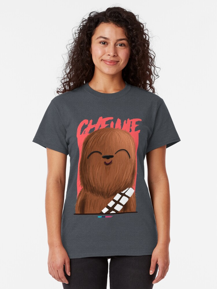 Vista alternativa de Camiseta clásica Che by Fran Ferriz
