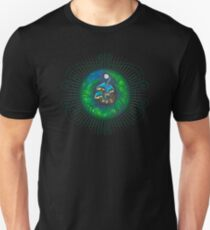 Under the Mushrooms Slim Fit T-Shirt