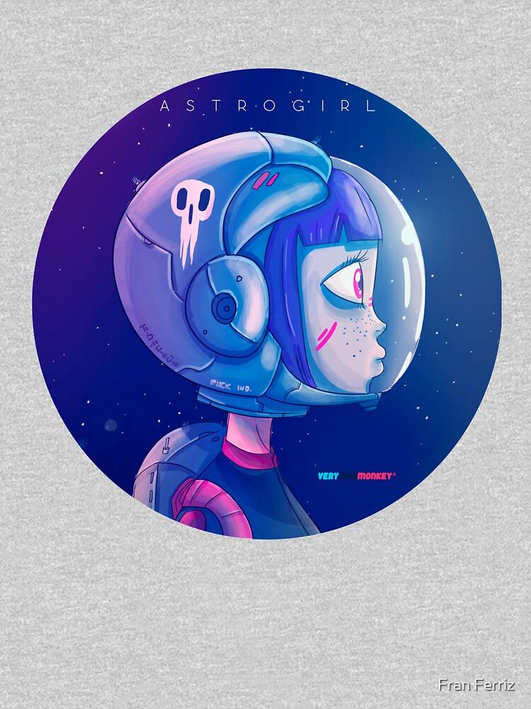 Astrogirl by Fran Ferriz de FranFerriz