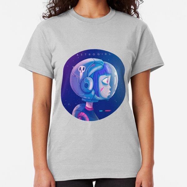 Astrogirl by Fran Ferriz Camiseta clásica