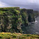cliffs.. by Michelle McMahon
