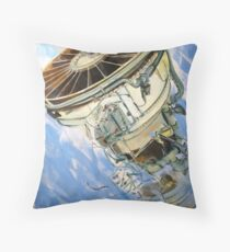 A Very Curious Object Throw Pillow