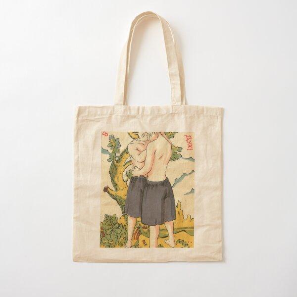 Healthy Body & Healthy Soul Cotton Tote Bag