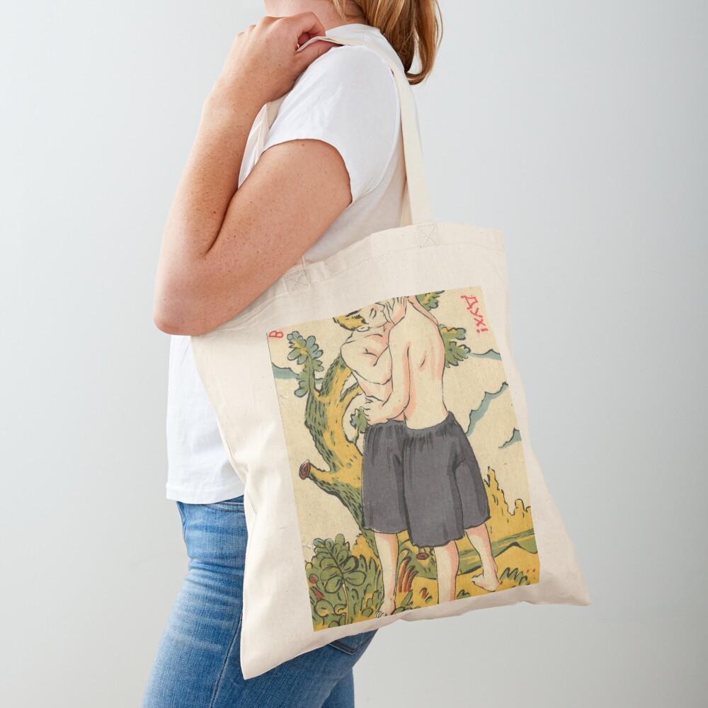 Healthy Body & Healthy Soul Tote Bag