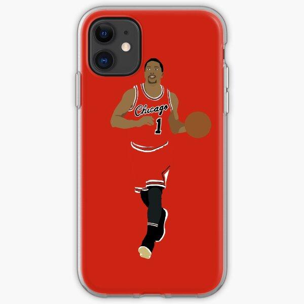 Derrick Rose iPhone Soft Case