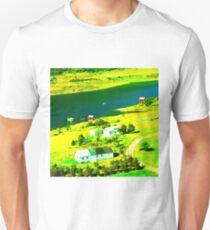 Riverside Bleach T-Shirt