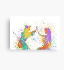 Listen with your Heart  Metal Print