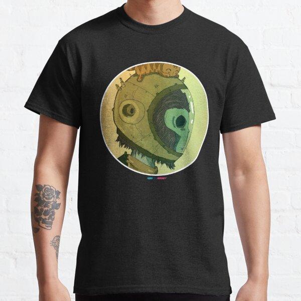 Astromonkey by Fran Ferriz Camiseta clásica