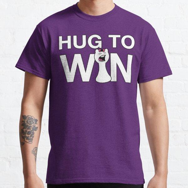Hug to Win (Flip the Table) Classic T-Shirt