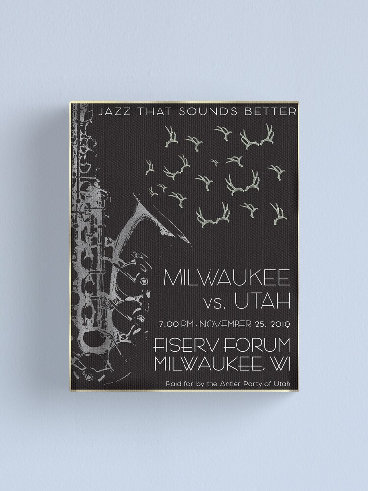Alternate view of Jazz that Sounds Better Canvas Print