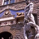 Statue, Hercules, Florence, Italy by johnrf