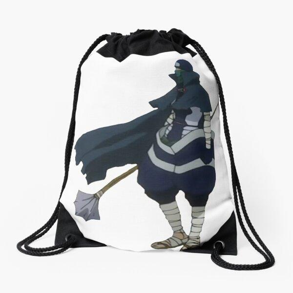 Mystogan - fairy tail Drawstring Bag