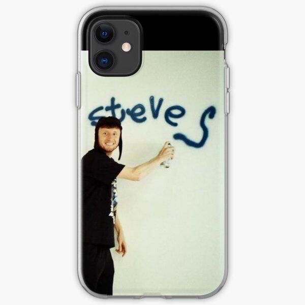 Steves Graffiti iPhone Soft Case