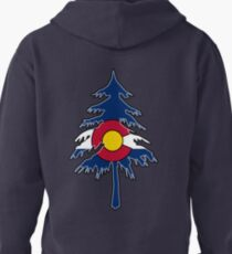 Colorado Forest Pullover Hoodie