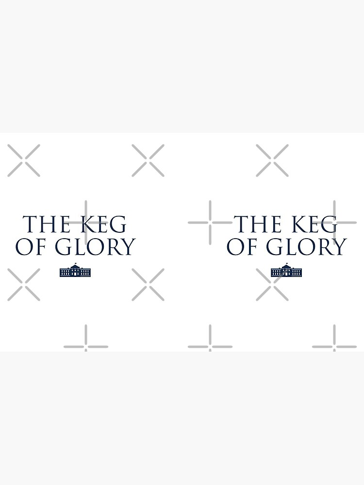 The Keg of Glory by tomhillmeyer