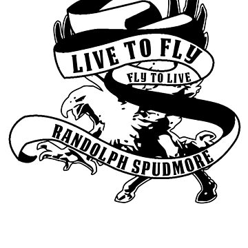 Live to Fly, Fly to Live by dopefish