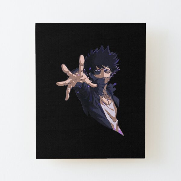 Dabi Wood Mounted Print