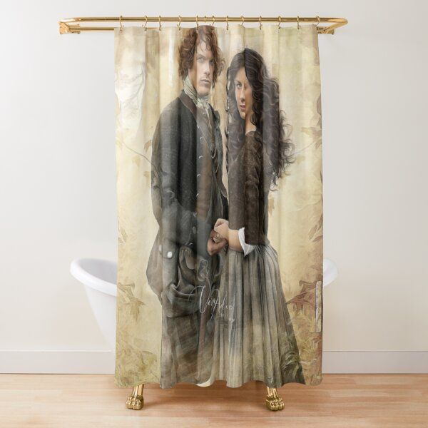 Poster season 1  Shower Curtain