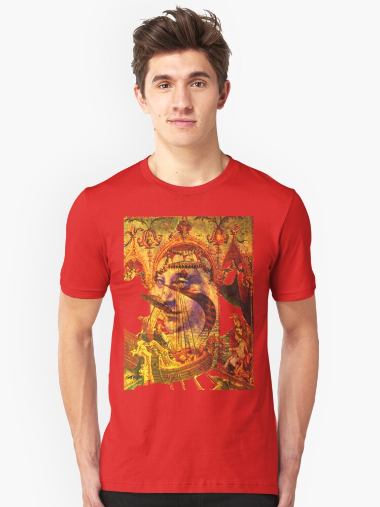 Ancient of Days T Unisex T-Shirt Front