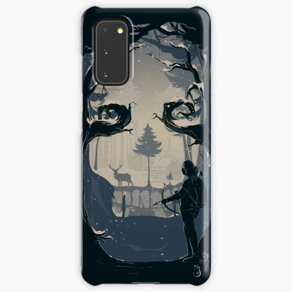Winter Hunt Samsung Galaxy Snap Case