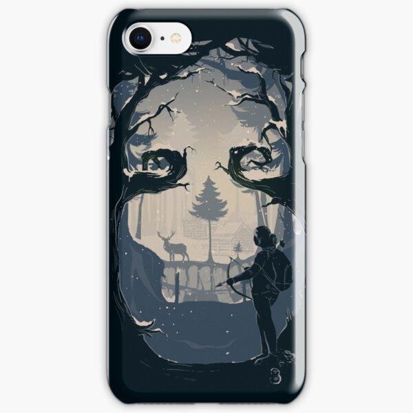 Winter Hunt iPhone Snap Case