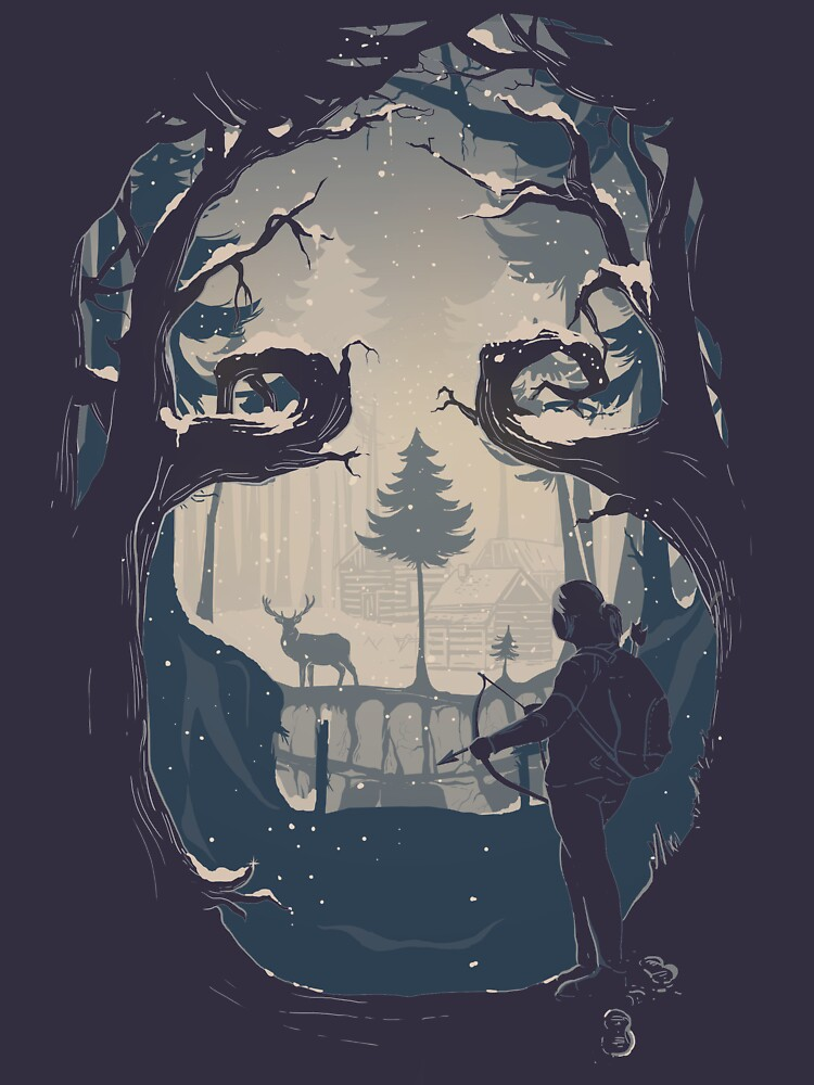 Winter Hunt by Stirpel