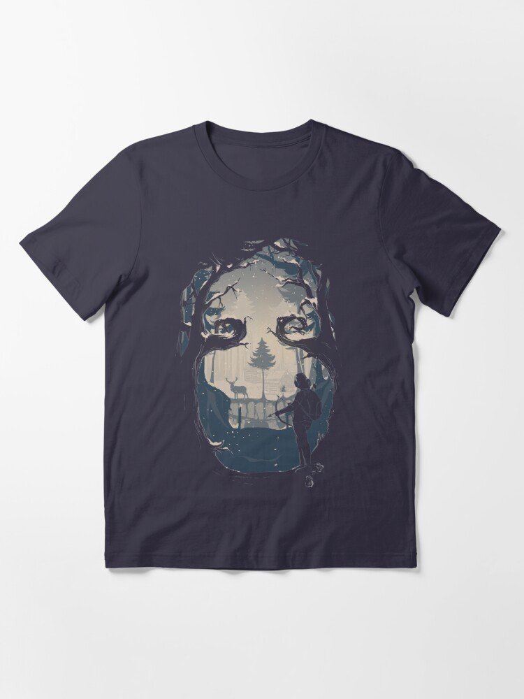 Alternate view of Winter Hunt Essential T-Shirt