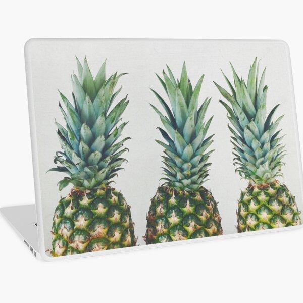 Pineapple Trio Laptop Skin