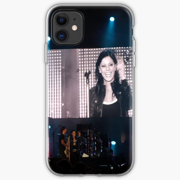 Concert moments iPhone Soft Case