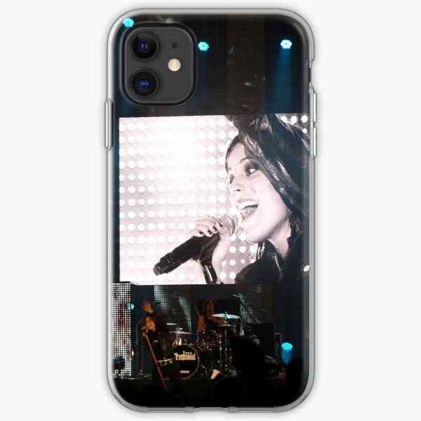 Singing all night long iPhone Soft Case