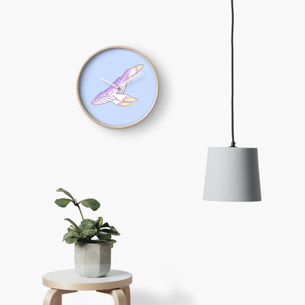Galactic Whale Clock
