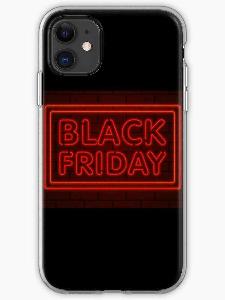 Black Friday Iphone Case Cover By Nitsu12 Redbubble