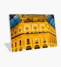 Vittorio Emanuele Shopping Gallery in Milan, ITALY Laptop Skin