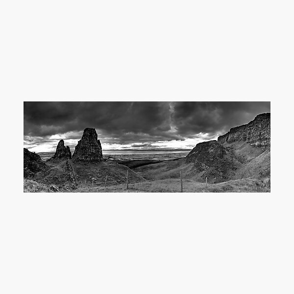 Binevenagh Photographic Print