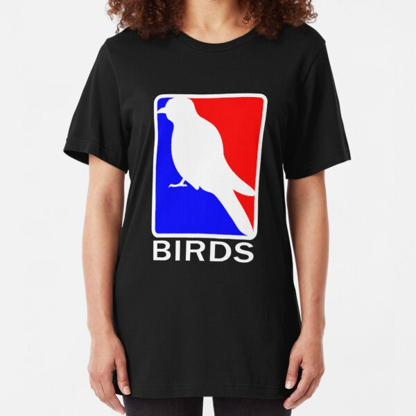 Birds  Slim Fit T-Shirt