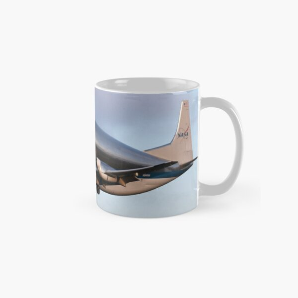 NASA Super Guppy Classic Mug