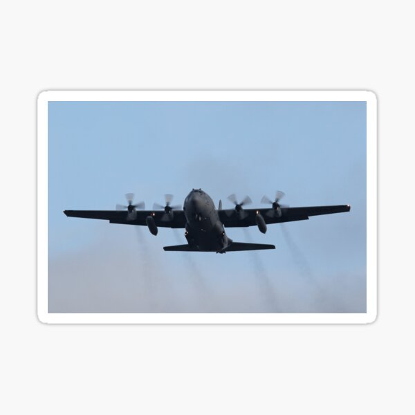 C-130 Hercules Sticker