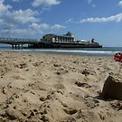 Bournemouth Pier by Samantha Higgs