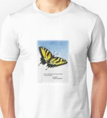 Lifelong Learning Butterfly Slim Fit T-Shirt